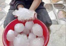 hailstorm tripoli libya, hailstorm tripoli libya video, hailstorm tripoli libya pictures, Gigantic hailstones after dramatic storm swept across Tripoli, Libya on October 27