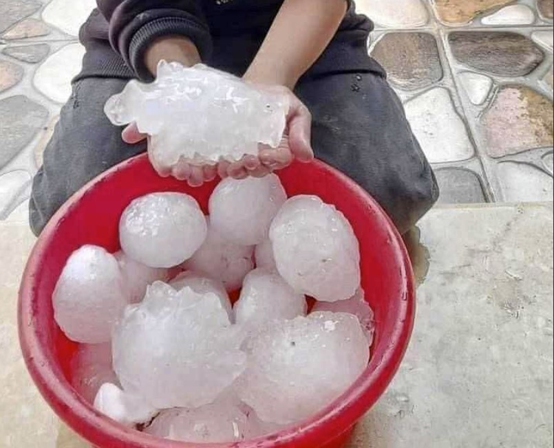 hailstorm tripoli libya, hailstorm tripoli libya video, hailstorm tripoli libya pictures, Gigantic hailstones after dramatic storm swept across Tripoli, Libya on October 27