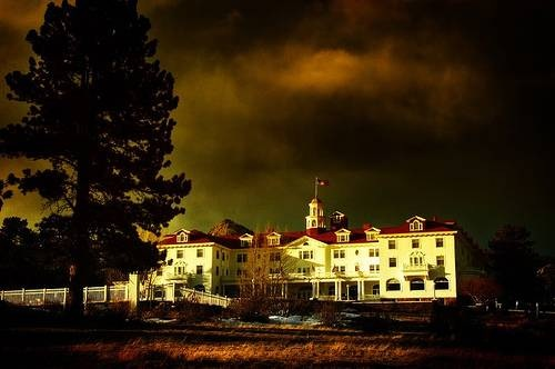 "On Oct. 30, 1874, acclaimed horror author Stephen King stayed in The Stanley Hotel in Estes Park, Colorado, the hotel that inspired the famous Overlook Hotel in ""The Shining."""