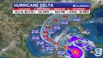Hurricane Delta, Hurricane Delta forecast, Hurricane Delta path, Hurricane Delta october 2020