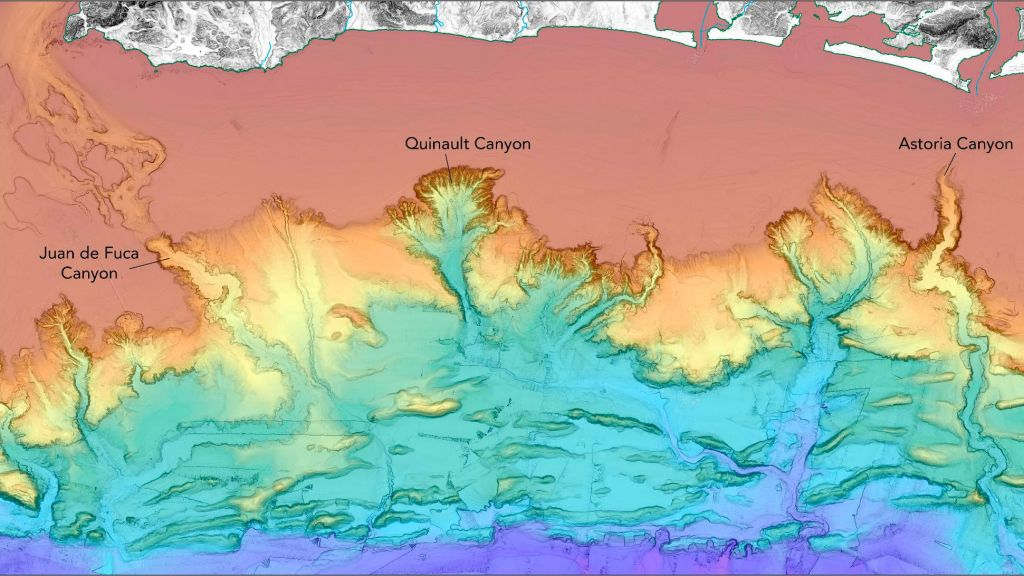 portland new dangerous earthquake fault threat