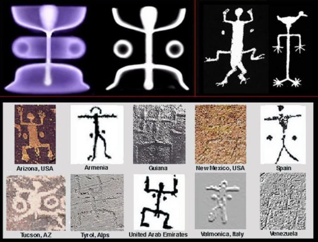Symbols of Transition: Shifting sands unveil 'stick man' petroglyphs on Hawaii beach