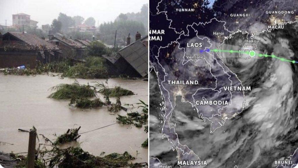 vietnam floods, floods in vietnam,Apocalyptic floods devastate Vietnam in October 2020