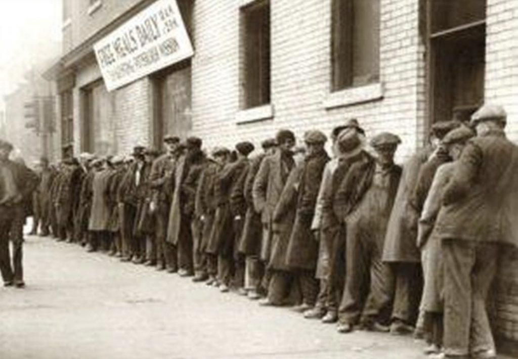 Great depression, Great depression 2, us Great depression number 2