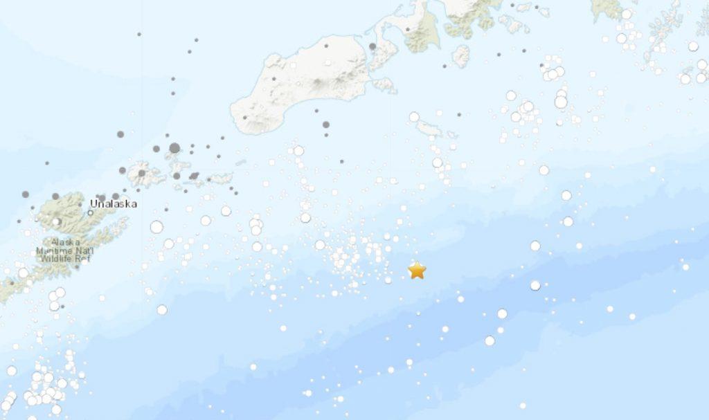 M 8.6 - 1946 Aleutian Islands (Unimak Island) Earthquake, Alaska