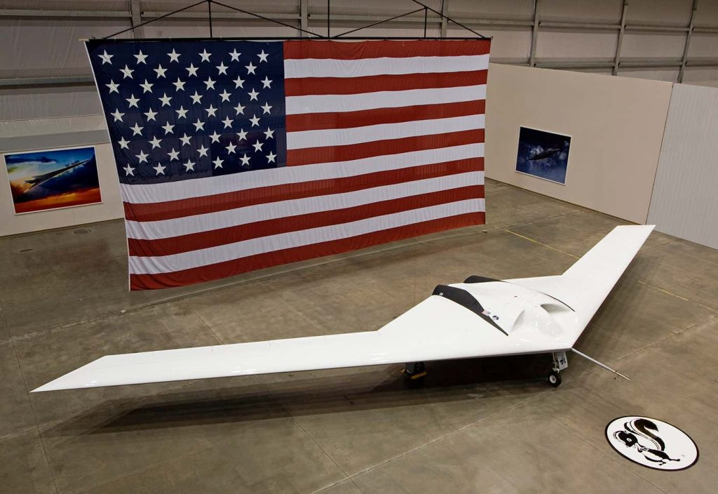 P-175 Polecat, mysterious aircraft california