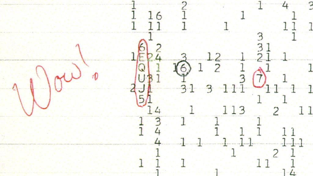 Wow! signal mystery debunked, mystery behind wow signal solved, sun-like star is origin of wow signal, wow signal origin