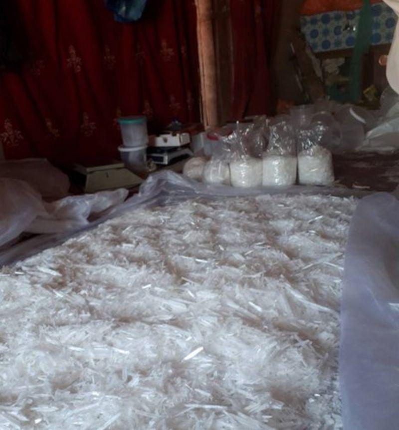 Afghanistan crystal meth, Afghanistan methamphetamine