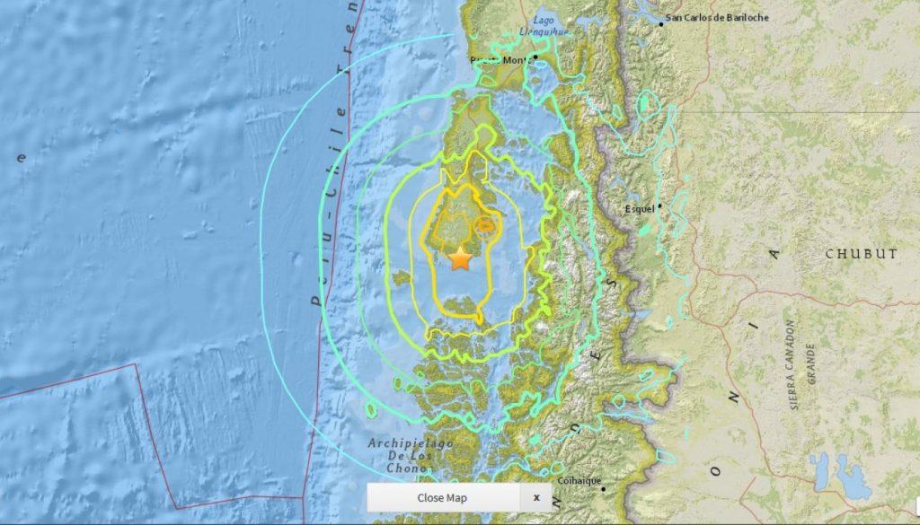 deadliest earthquake usa 1960 Valdivia Earthquake Chile