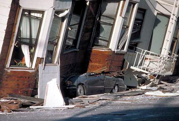 deadliest earthquake usa 1989 Loma Prieta Earthquake
