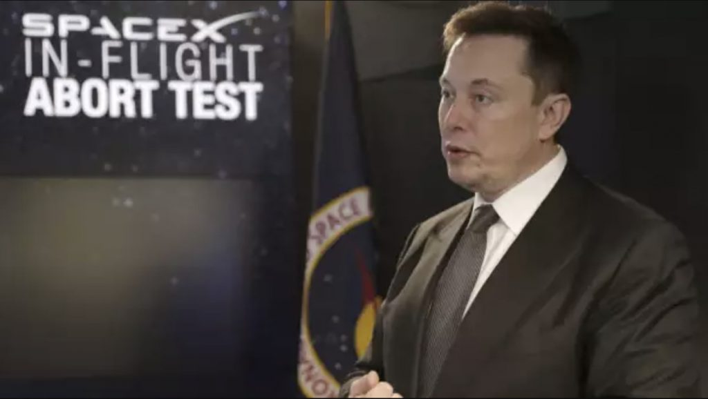 elon musk test positive and negative to Covid-19
