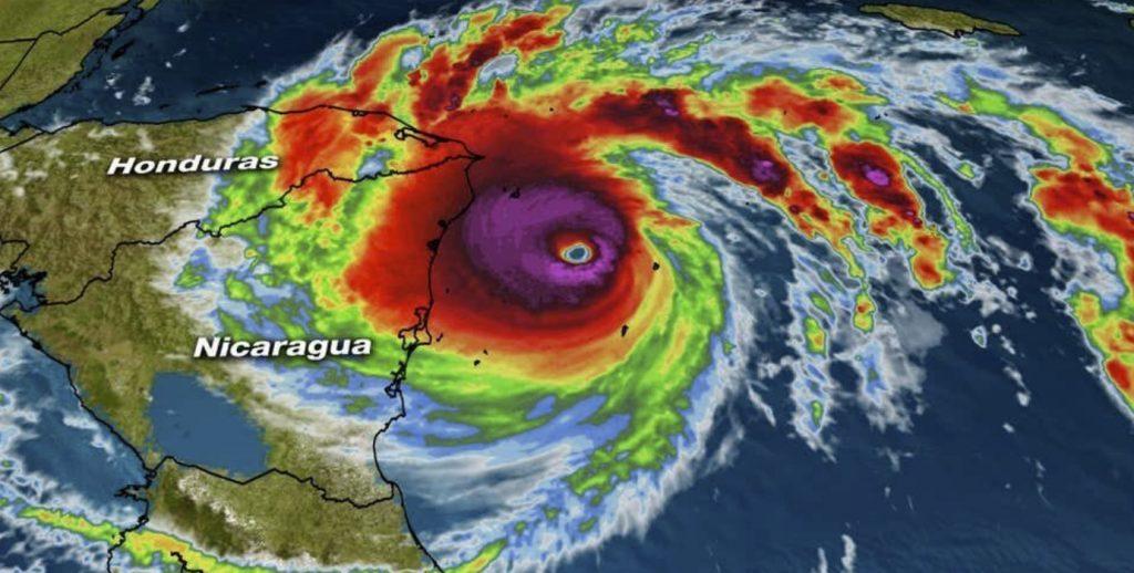 Hurricane Iota made landfall as a powerful Category 4 storm in Nicaragua, Hurricane Iota made landfall as a powerful Category 4 storm in Nicaragua video, Hurricane Iota made landfall as a powerful Category 4 storm in Nicaragua pictures