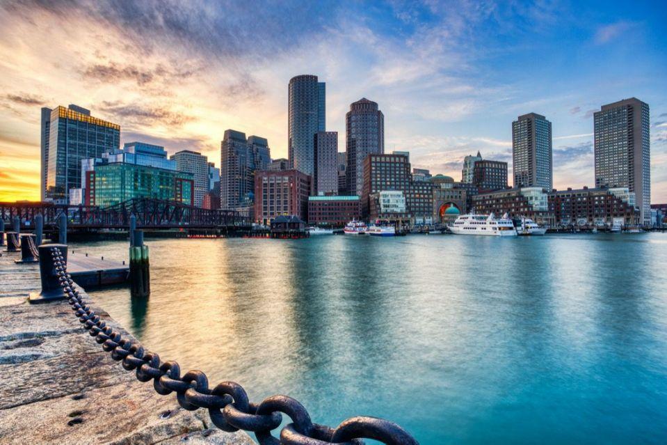 Massachusetts stay at home order