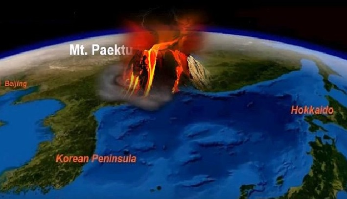 mount paektu documentary video