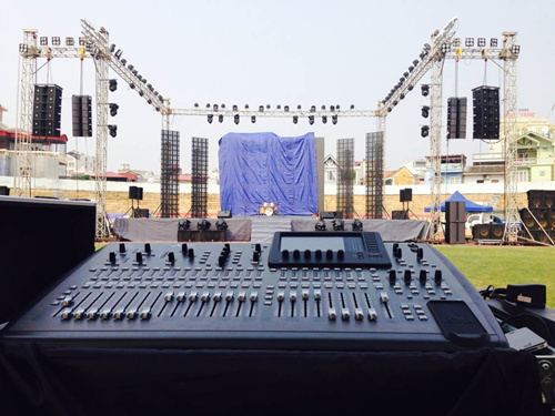 How to choose a sound system for a stadium, best sound system for stadium, stadium sound system, how to choose sound system