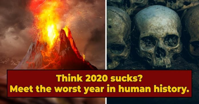 worst time in human history, what is the worst year ever, the worst yer ever is not 2020, is 2020 the worst year ever