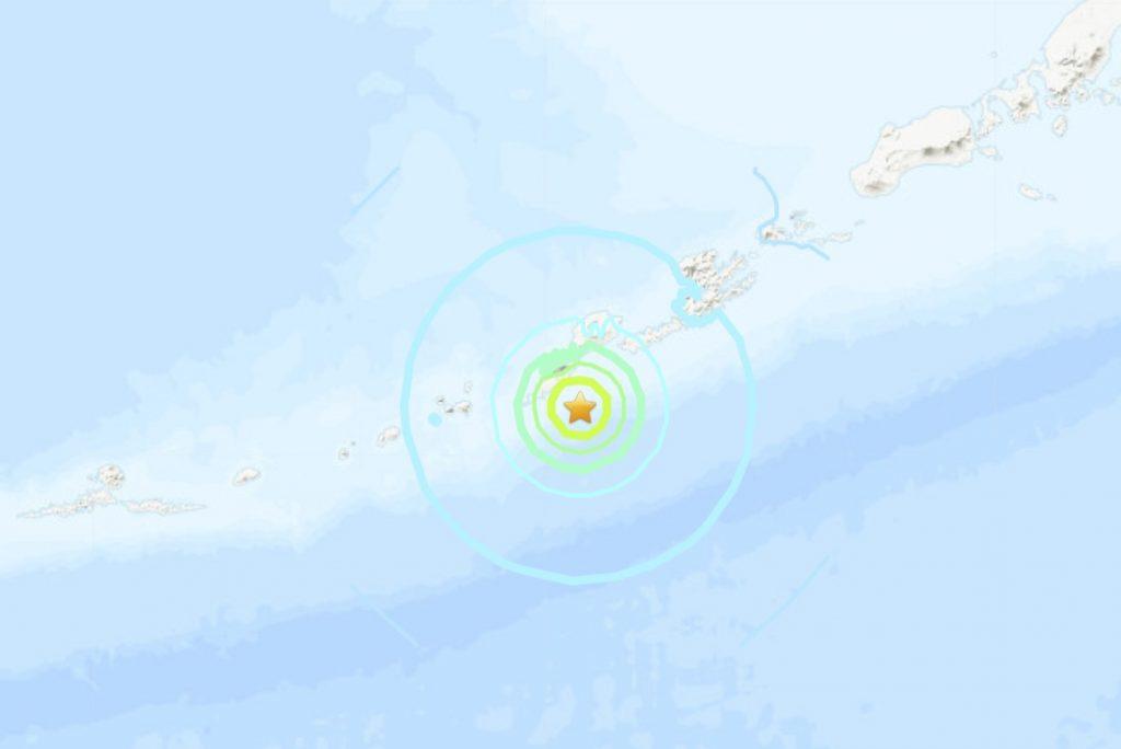 M6.3 earthquake hits Alaska on December 1