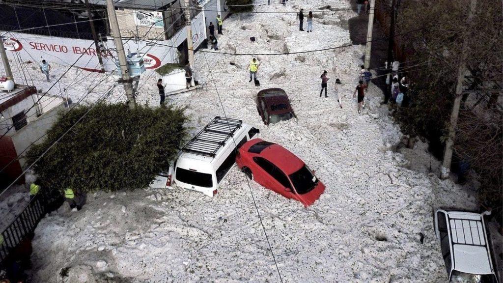 beirut hail storm, beirut hailstorm december 2020 video,, Beirut unprecedented hailstorm on december 5