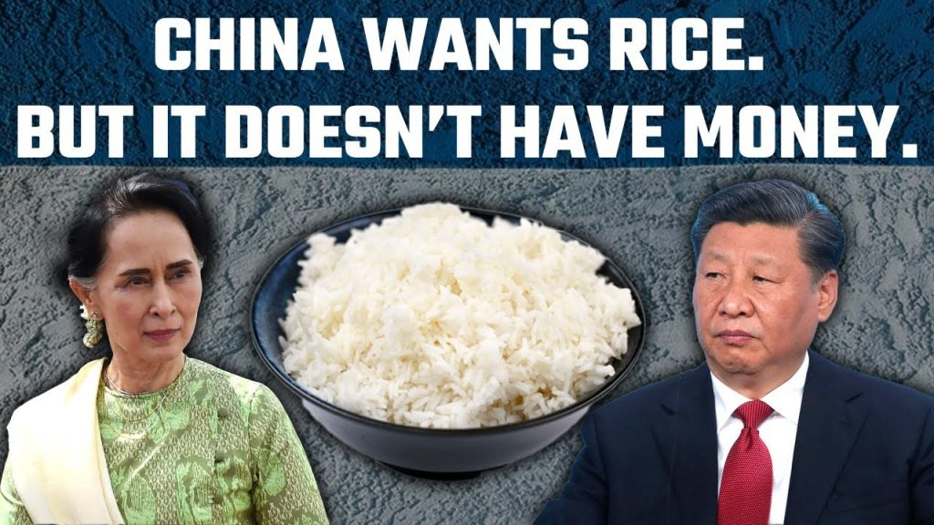 china has no food and no money to feed its citizens