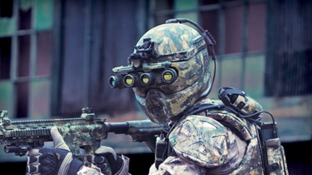 France and China develop biologically engineered supersoldiers