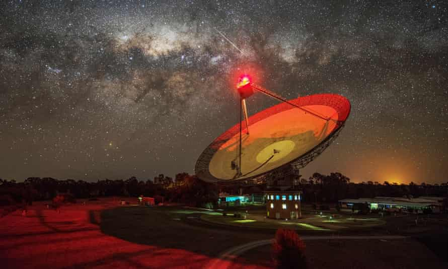mysterious alien signal coming from Proxima Centauri, the closest star to the sun