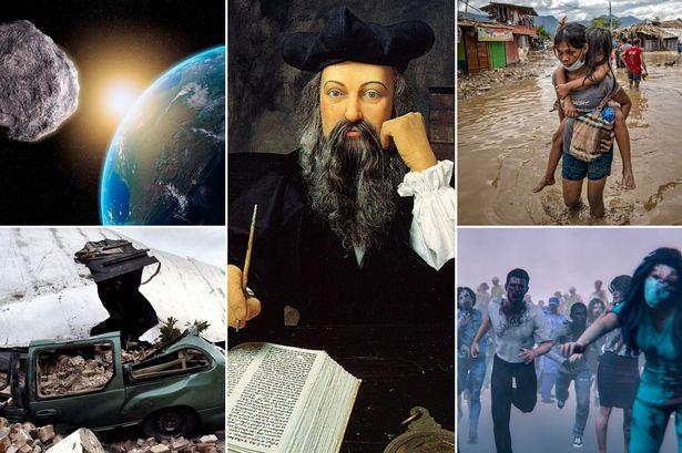 nostradamus predictions 2021, nostradamus predictions for 2021, Nostradamus terrifying predictions for 2021
