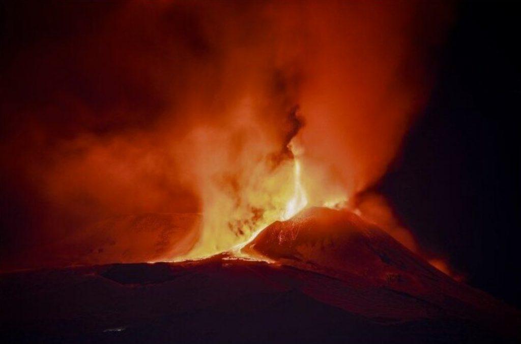 volcanic unrest world december 2020