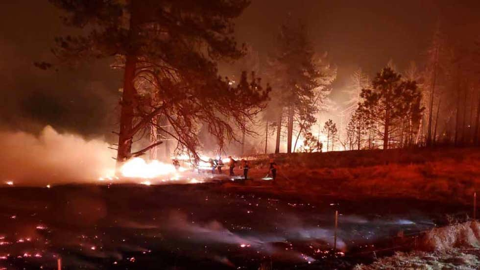 Bonita Fire evacuation Mountain Center California, Bonita Fire in Riverside County, California, prompts evacuations for the community of Mountain Center in the San Jacinto Mountains on Friday, Jan. 15