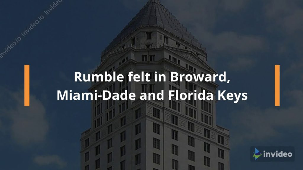 Mysterious rumble heard and felt in Florida on January 15 2021, Mysterious rumble heard and felt in Florida on January 15 2021 video, Mysterious rumble heard and felt in Florida on January 15 2021 reports, Mysterious rumble heard and felt in Florida on January 15 2021 news