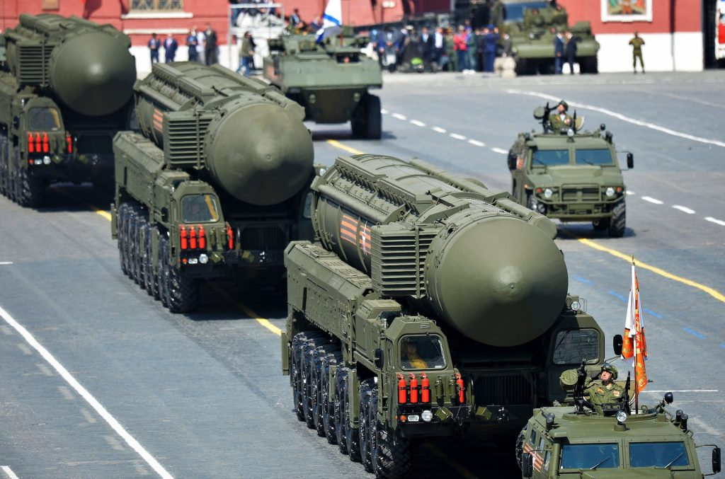 Russia deploys super-electromagnetic pulse weapon to win WWIII