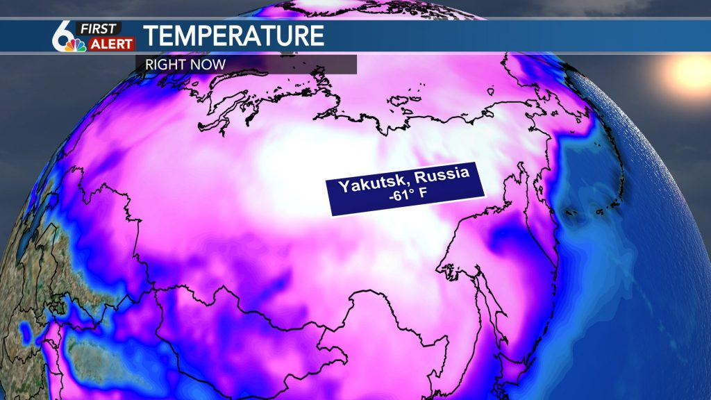 extreme temperatures russia, siberia Yakutia region has longest cold spell for 14 years, lowest temperatures russia january 2021