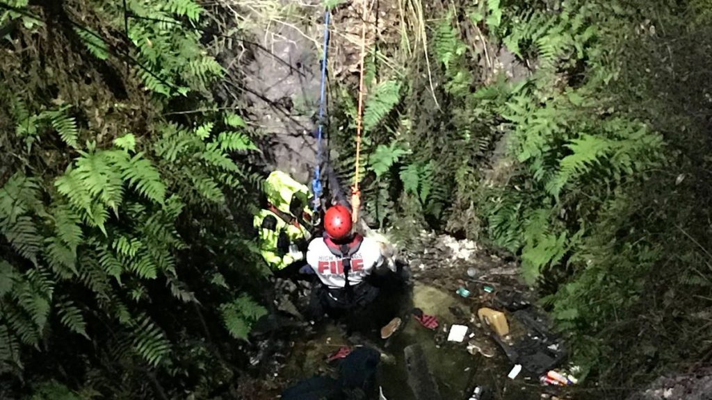 florida woman rescued after spending 11 hours in sinkhole, florida woman rescued after spending 11 hours in sinkhole video, florida woman rescued after spending 11 hours in sinkhole january 2021