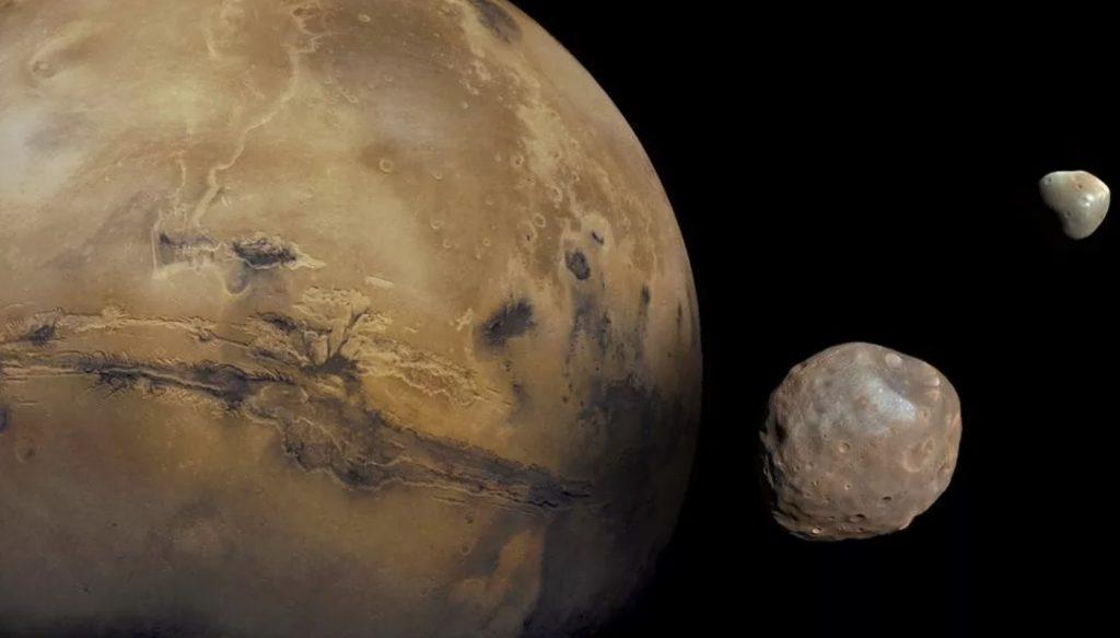 mars wobble mystery