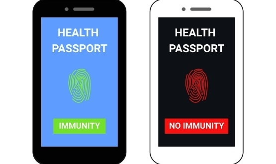 Digital vaccine passport