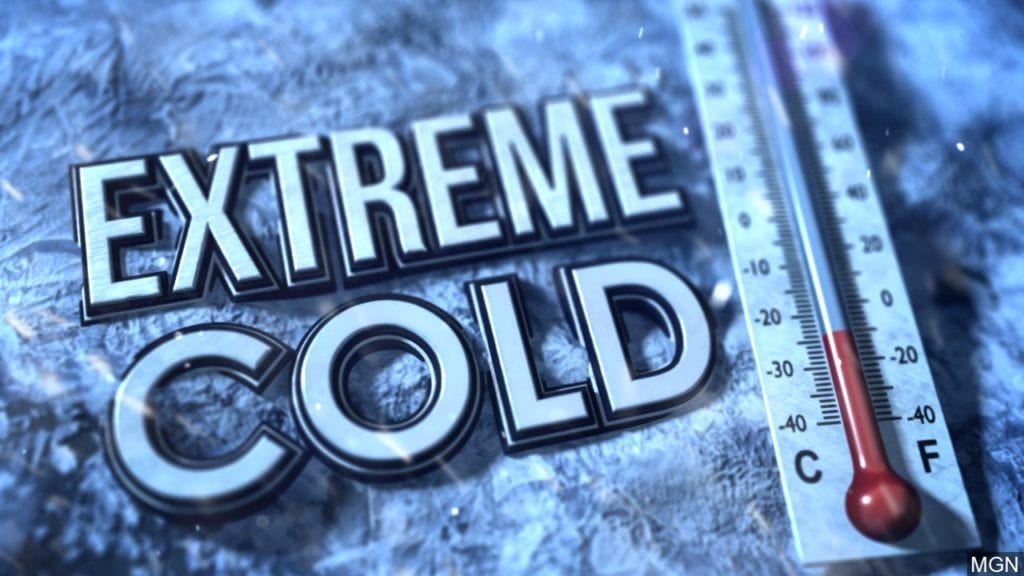 extreme cold usa, extreme cold temperatures usa february 2021, Every US state will see below freezing temperatures over the next week