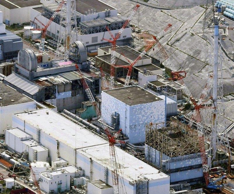 fukushima damage, fukushima damage after earthquake february 2021