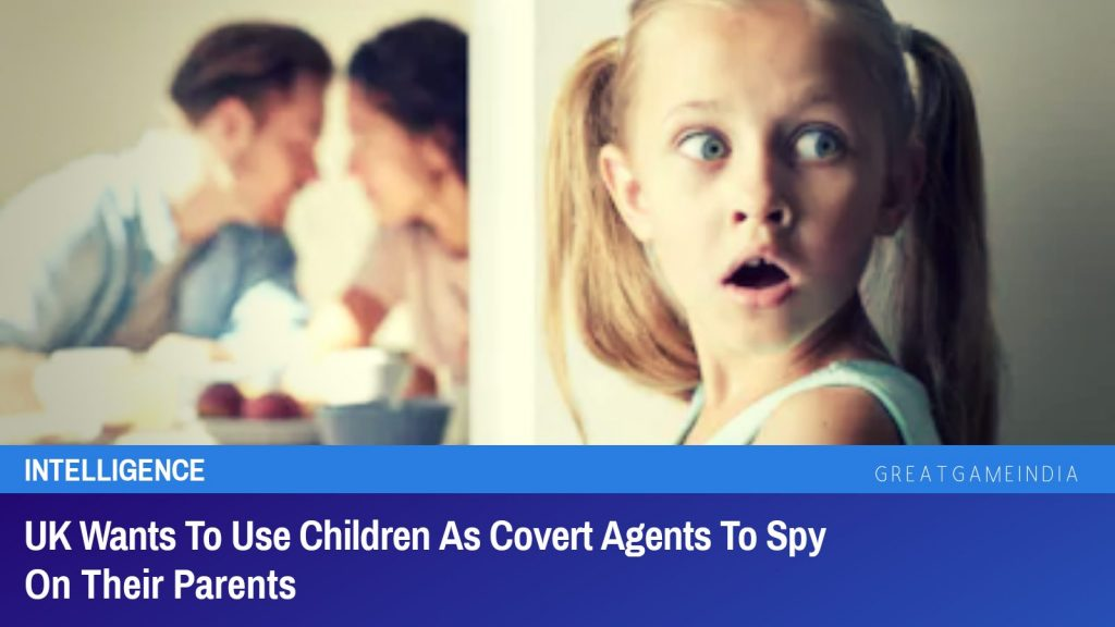 Boris Johnson wants children to spy on their parent, uk children spy