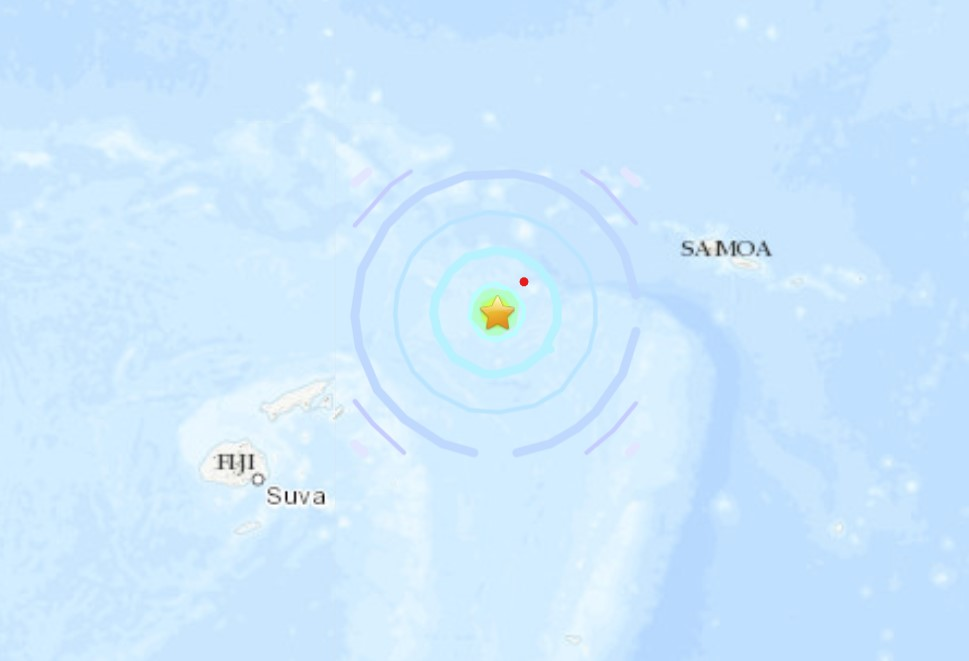 wallis and futuna earthquake february 18 2021