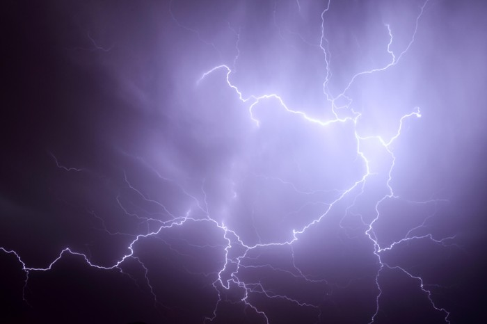arctic lightning increasing, Arctic lightning jumped from 18,000 to over 150,000 between 2010 and 2020