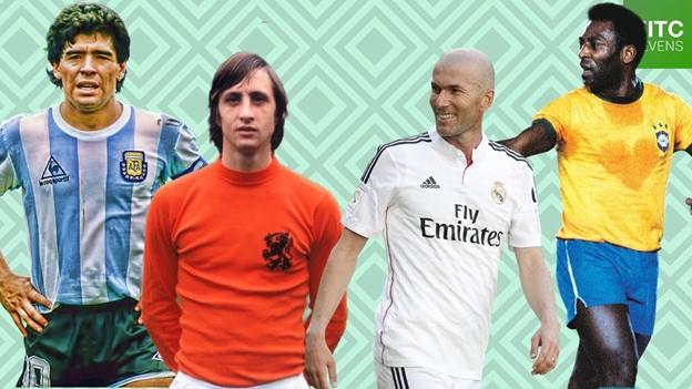 best footballer, best footballers, best footballers ever, best footballer all times