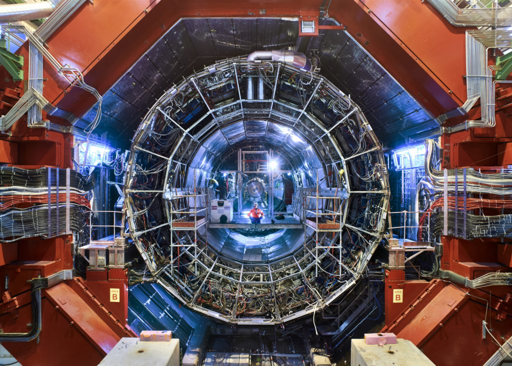 cern experiments march 2021