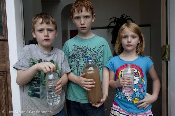 fracking chemicals found in children pennsylvania, fracking chemicals found in bodies of children pennsylvania