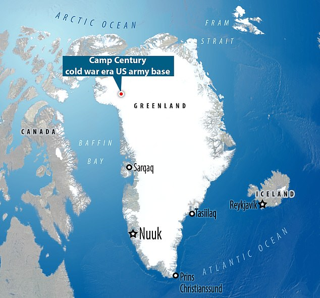 New scientific results Their results show that most, or all, of Greenland must have been ice-free within the last million years, perhaps even the last few hundred-thousand years.