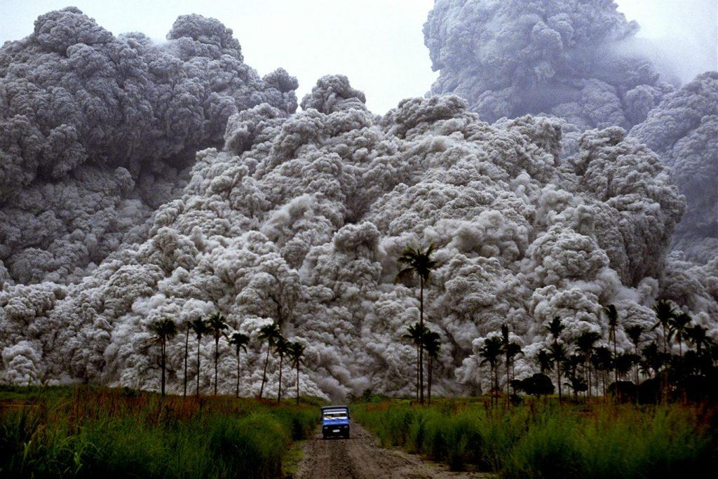 pinatubo, pinatubo eruption, pinatubo alert raised, pinatubo earthquake swarm march 2021