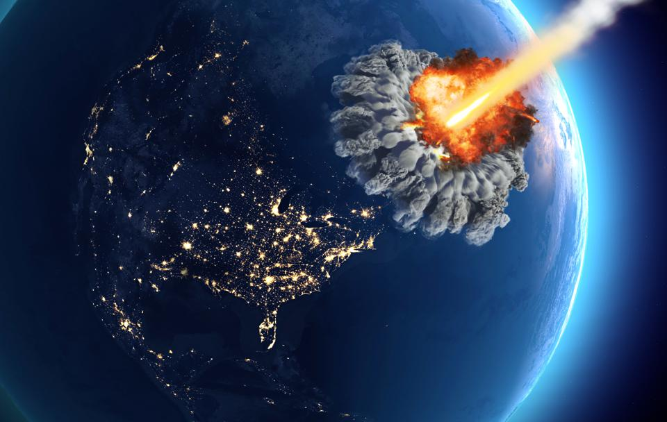record number of unknown asteroids in 2020