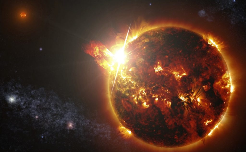 'Terrifying' 1582 solar storm that caused 'great fire in the sky' could happen again this century