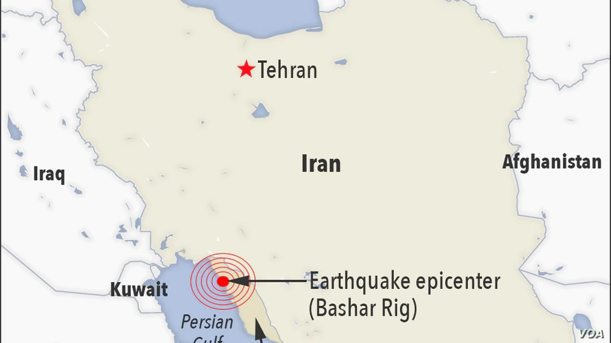 Damaging earthquake hits near nuclear power plant in Iran, Damaging earthquake hits near nuclear power plant in Iran april 18 2021