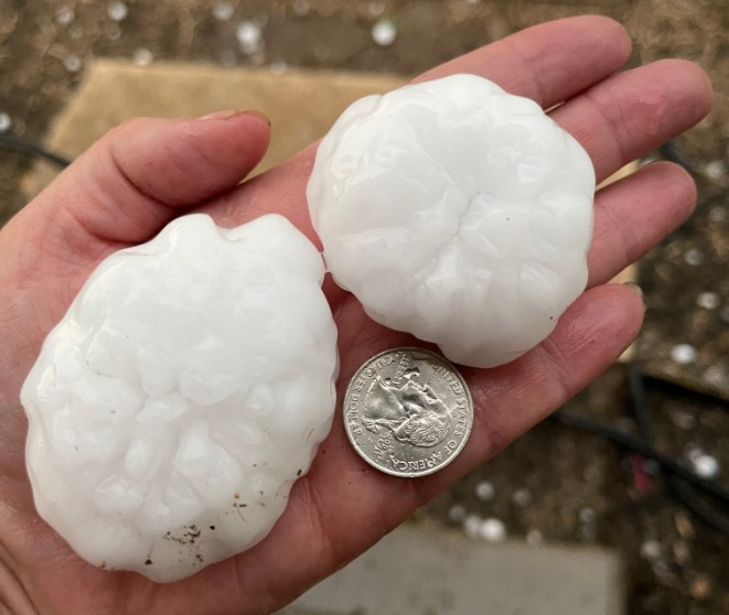 giant hail texas april 13 2021, giant hail texas april 13 2021 video, giant hail texas april 13 2021 pictures