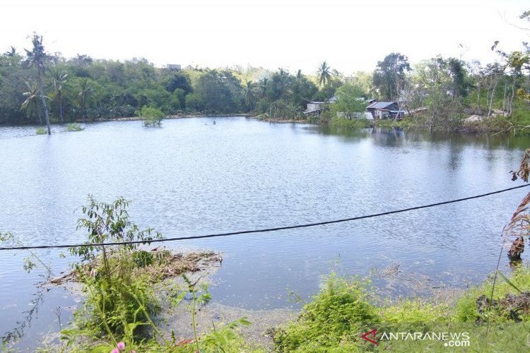 new lake Indonesia after Seroja Tropical Cyclone, new lake Indonesia after Seroja Tropical Cyclone video, new lake Indonesia after Seroja Tropical Cyclone picture, new lake Indonesia after Seroja Tropical Cyclone april 2021
