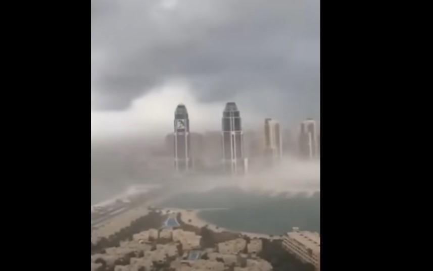 qatar apocalyptic winds, qatar apocalyptic winds video, qatar apocalyptic winds photo